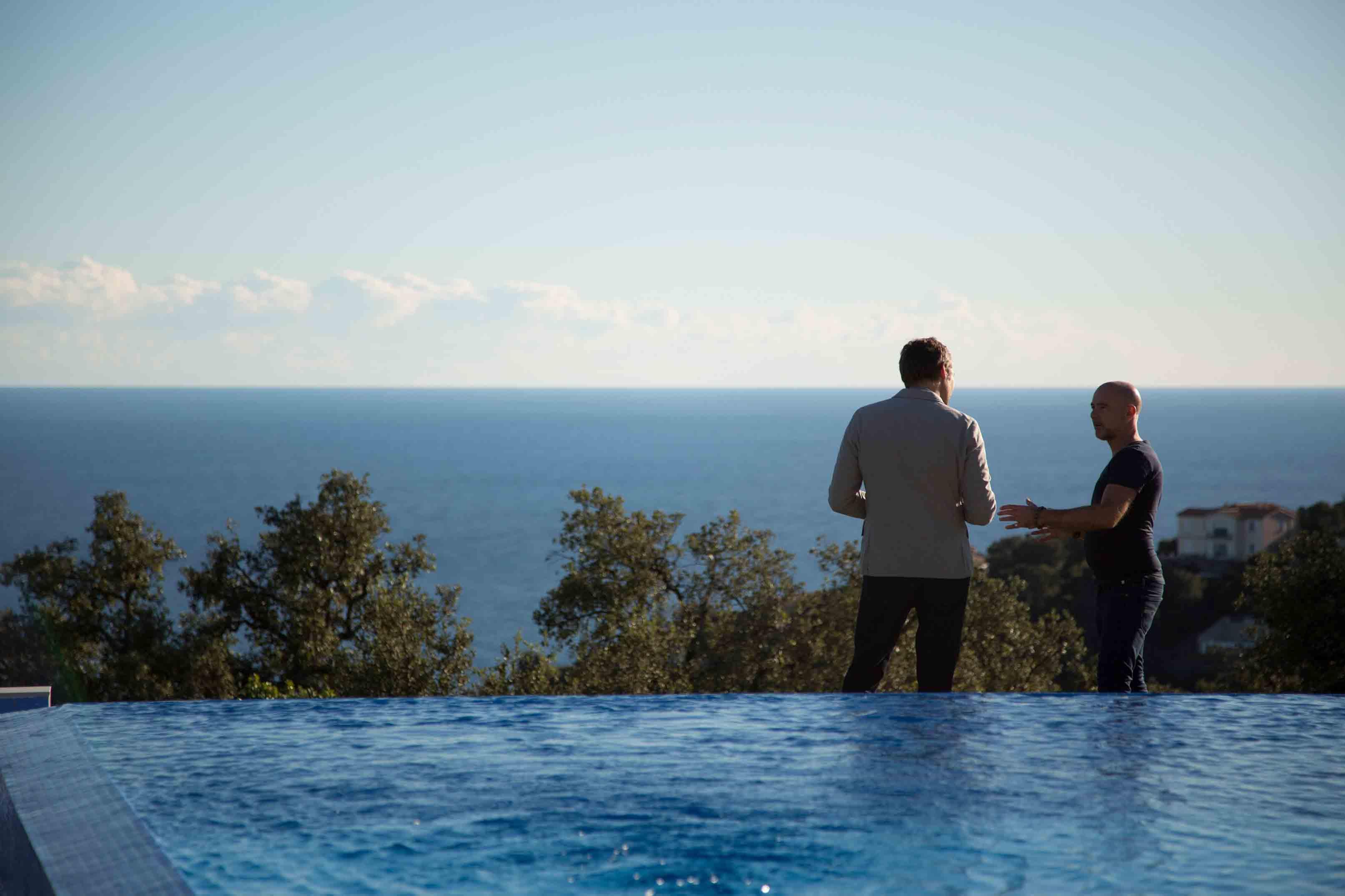 Nueva temporada de casas frente al mar en m s chic for Casa moderna frente al mar